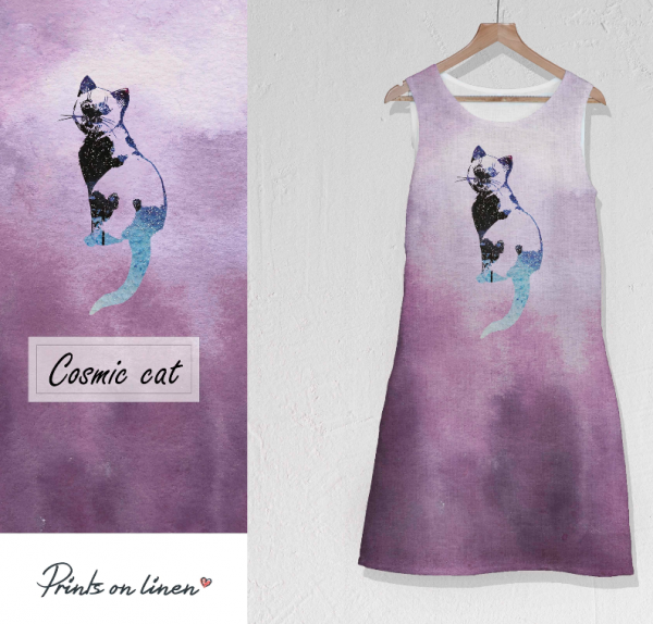 Dress / Cosmic / Bunny