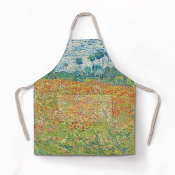 Apron / Poppy Fields