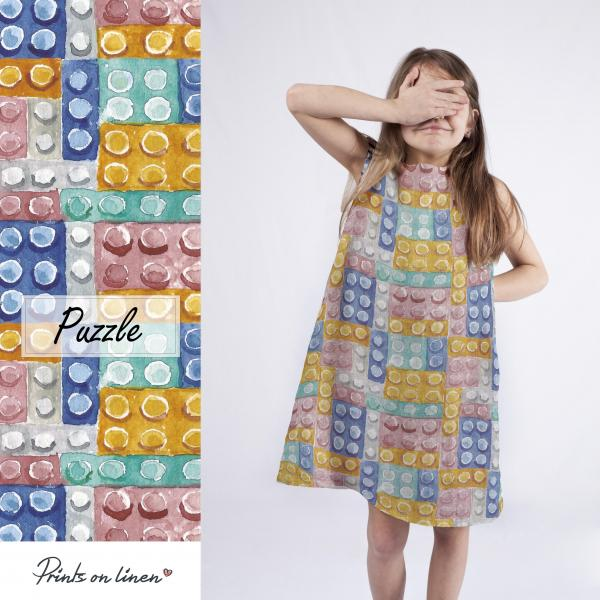 Girl dress  / Puzzle