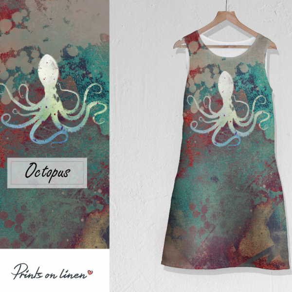 Dress / Cosmic / Octopus