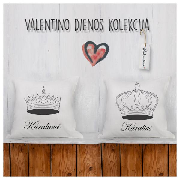Valentine's day pillow covers set