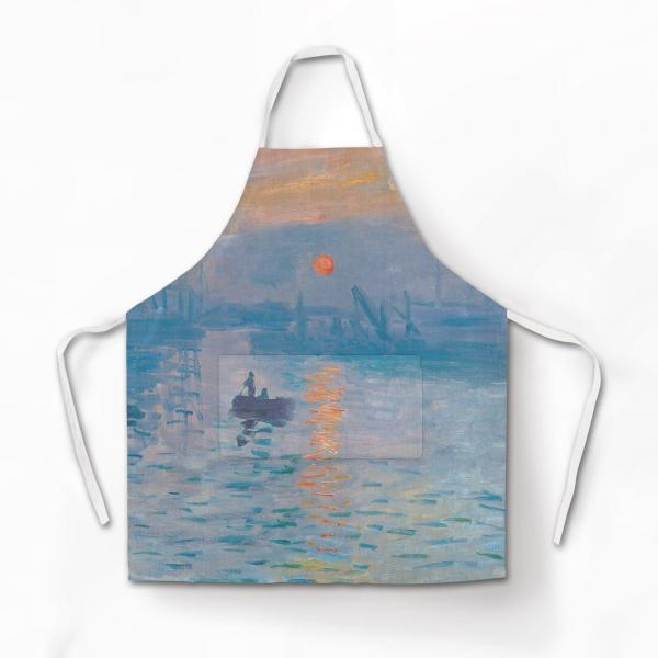 Apron / Impression Sunrise