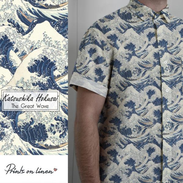 Shirt / The Great Wave