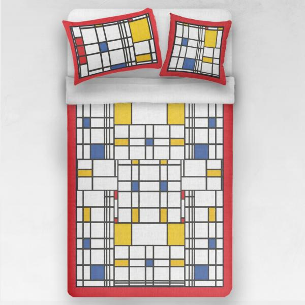Linen bedding set / Composition