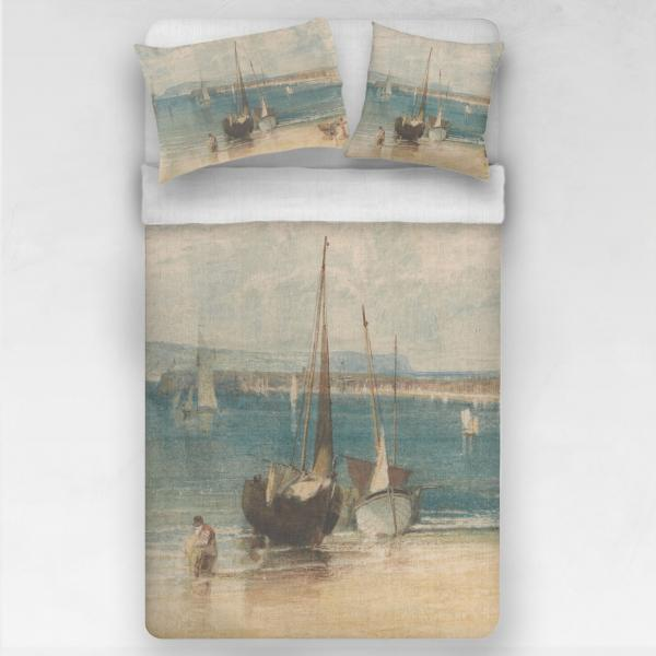 Linen bedding set / Weymouth