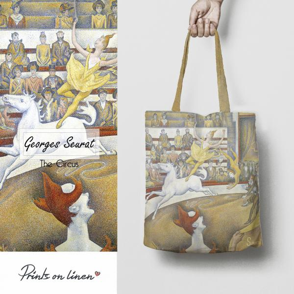 Tote bag / The Circus