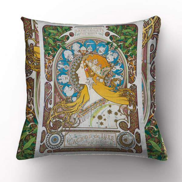 Cushion cover / Mucha V