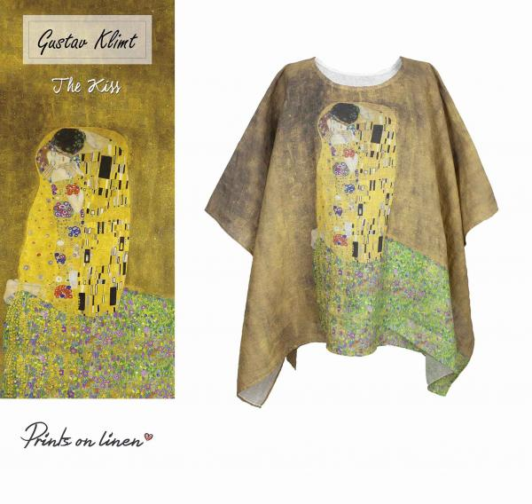 One size tunic / The Kiss