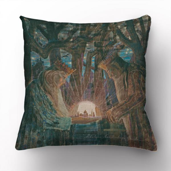 Cushion cover / Fairy Tale of Kings