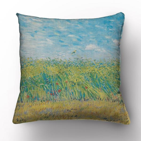 Cushion cover / Wheatfield With Patridge