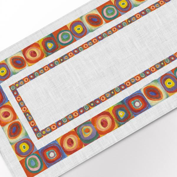 Table runner / Color Study