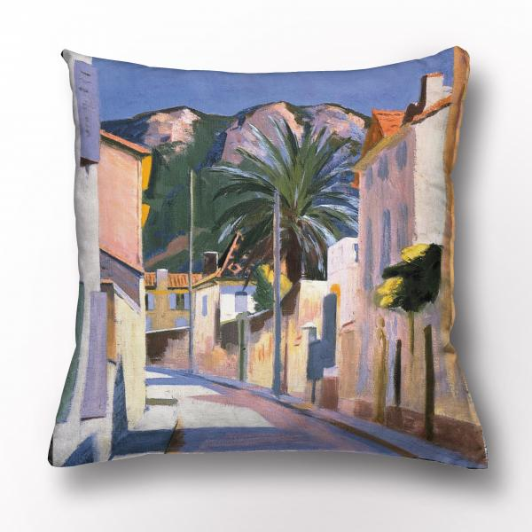 Cushion cover / Cassis
