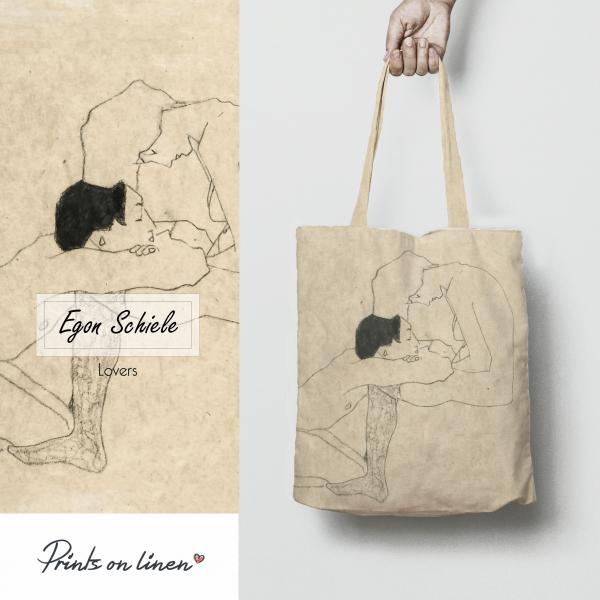 Tote bag / Lovers