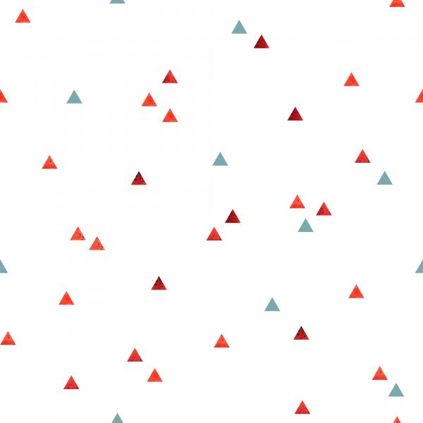 Simple pattern with little triangles
