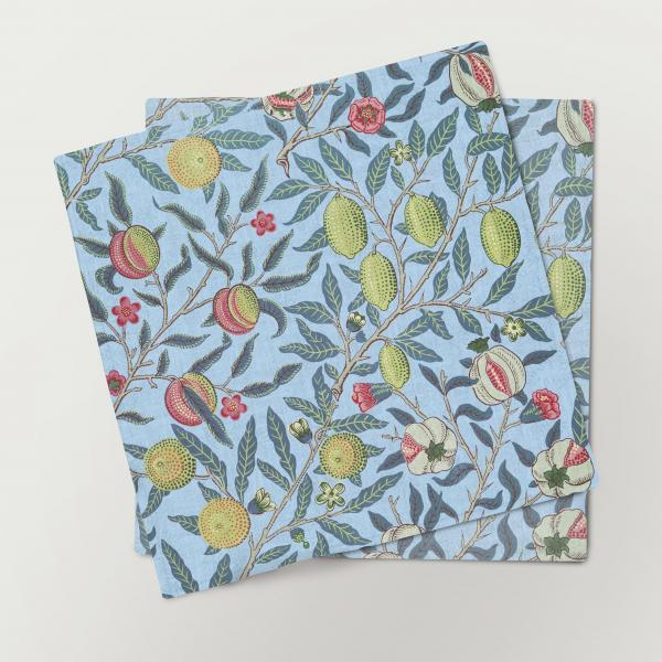 Napkins set / Four Fruits