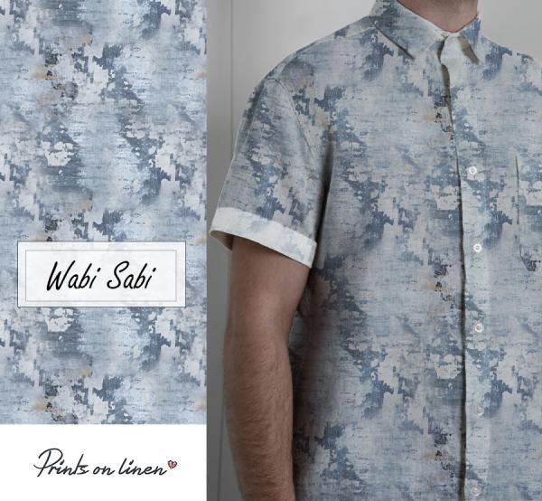 Men shirt / Wabi Sabi