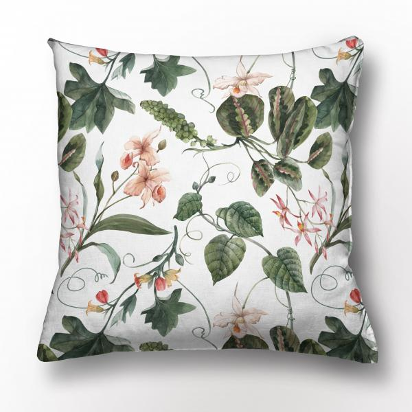 Cushion cover / Exotic Green
