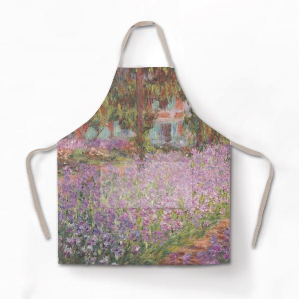Apron / Garden at Giverny