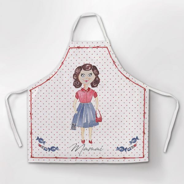 "Apron ""Mother"""