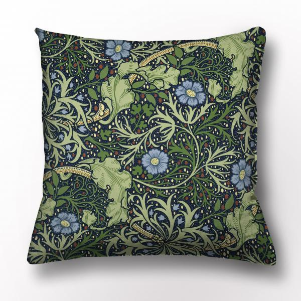 Cushion cover / Seaweed