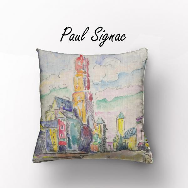Cushion cover / Paul Signac IV