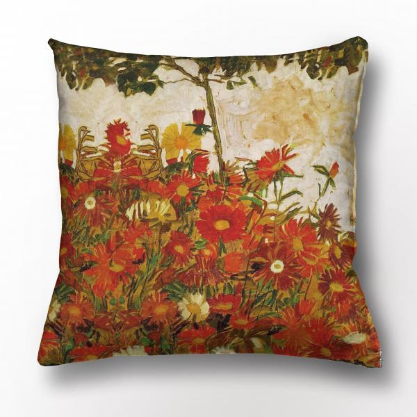Cushion cover / Field of Flowers
