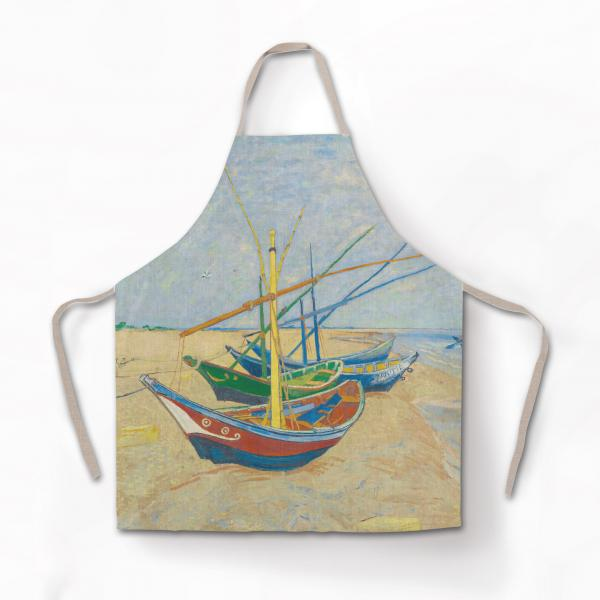 Apron / The Ships