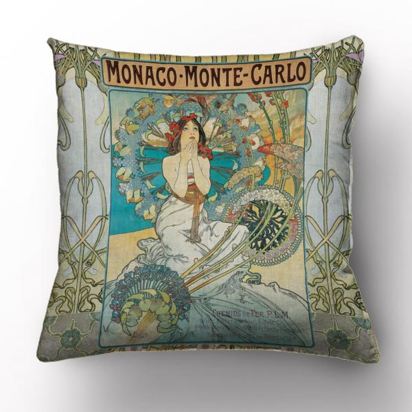 Cushion cover / Mucha I