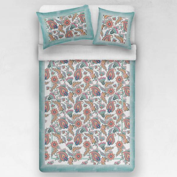 Linen bedding set / Turkish Cucumber
