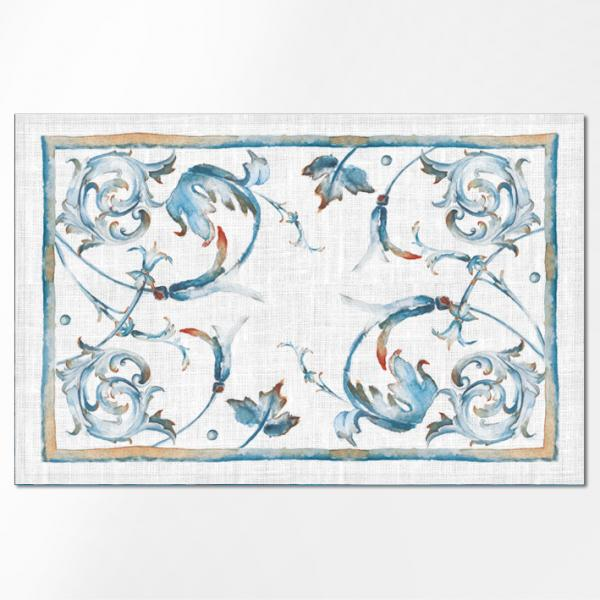 "Placemats ""Vintage antique decor"""