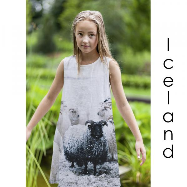 Wholesale - ICELAND - linen dress