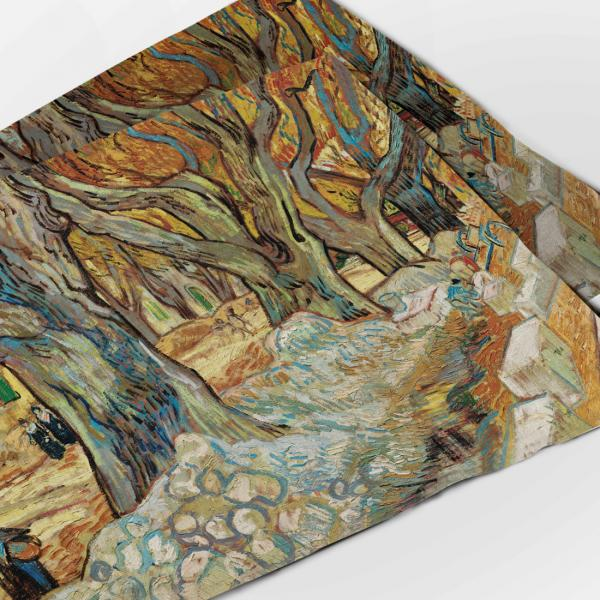Placemats set / The Large Plane Trees wall decor