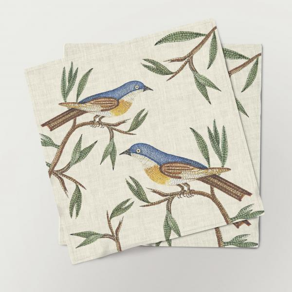 Napkins / Wollaston Birds