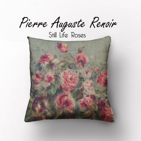 Cushion cover / Pierre Auguste Renoir