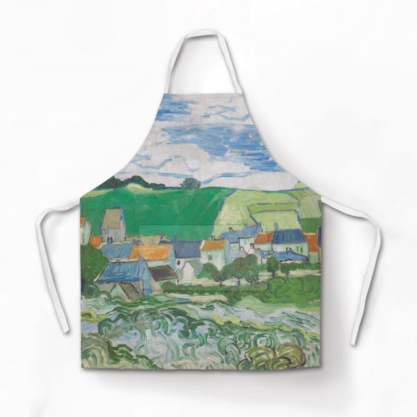 Apron / View of Auvers