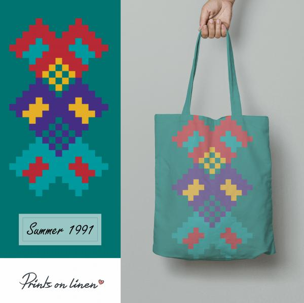 Tote bag / Summer 1991