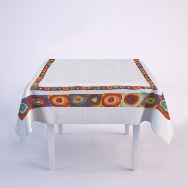 Tablecloth / Color Study