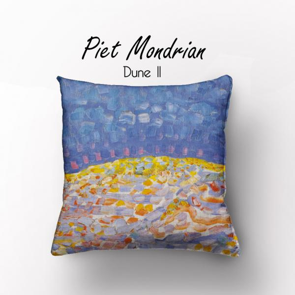 Cushion cover / Piet Mondrian