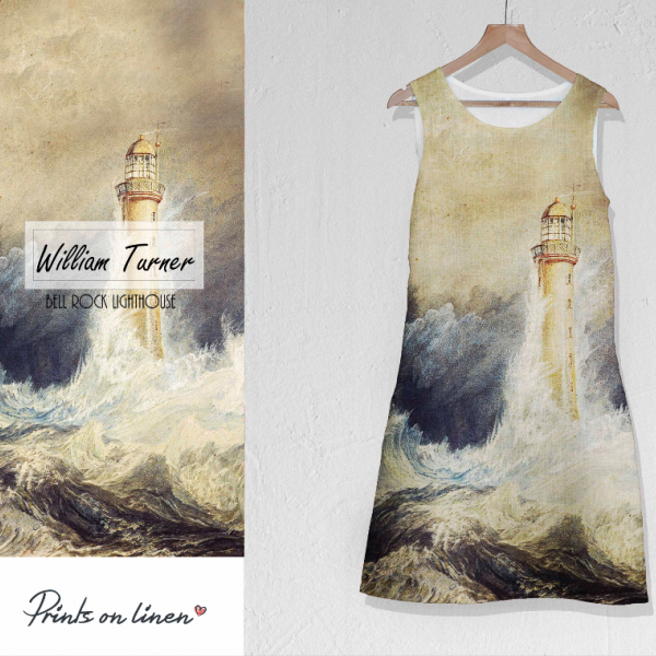 Dress / William Turner / Bell Rock Lighthouse
