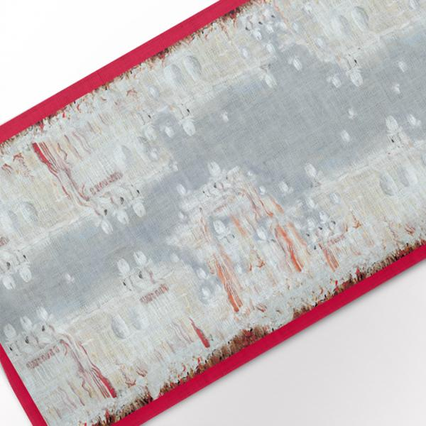 Table runner / Creation of the Word VIII