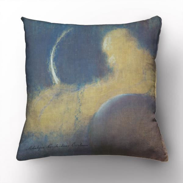 Cushion cover / The Night