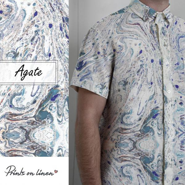 Mens shirt / Agate