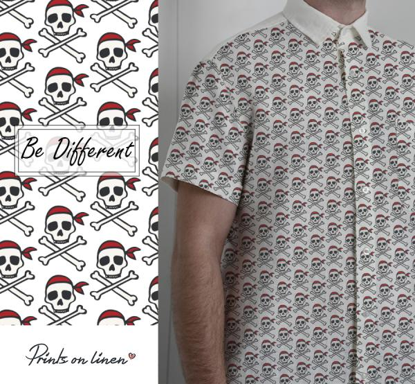Mens shirt / Be different