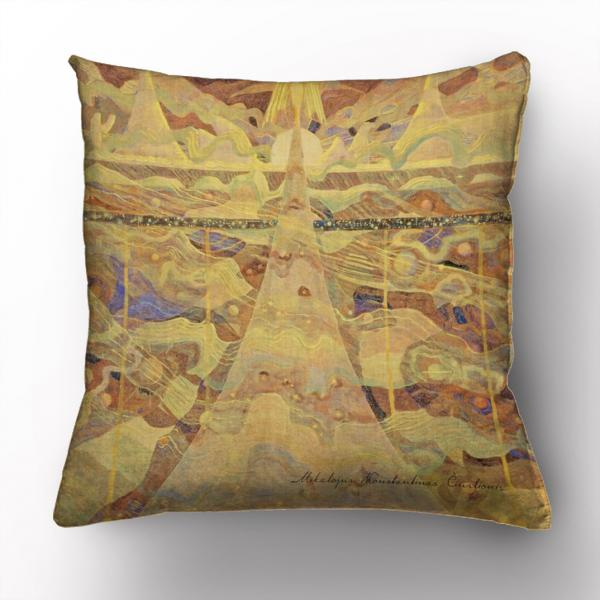 Cushion cover / Sonata No. 6