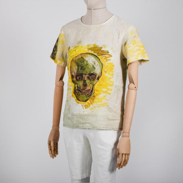 Men shirt / The Skull
