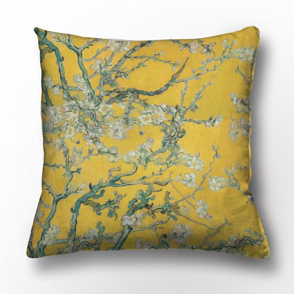 Cushion cover / Almond Blossom / Amber