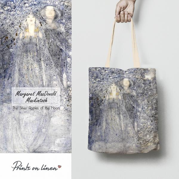 Tote bag / The Silver Apples of the Moon
