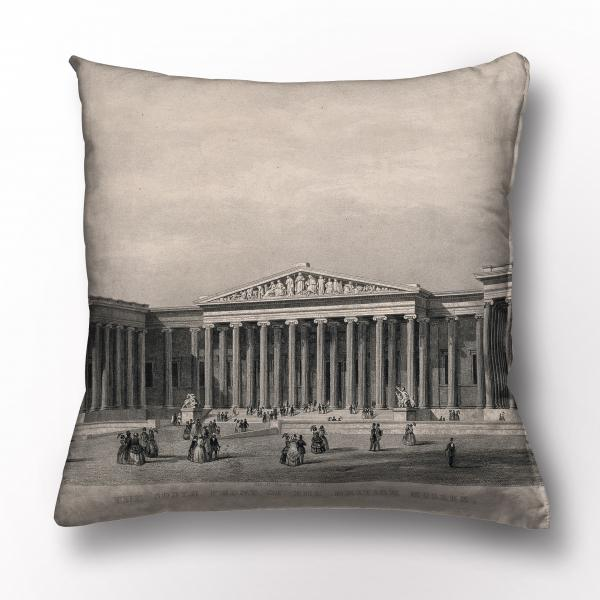 Cushion cover / The British Museum