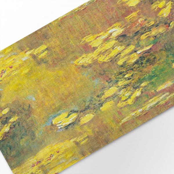 Table runner / Water Lilies, 1919