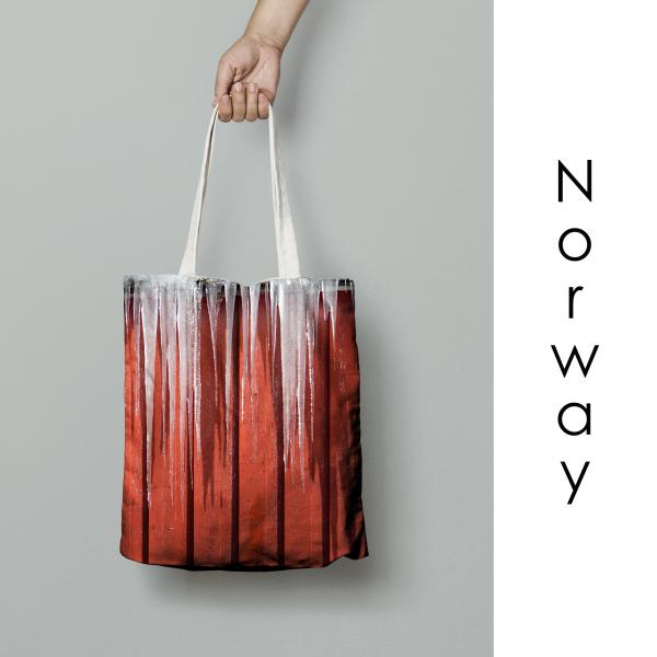 Wholesale - NORWAY - tote bags